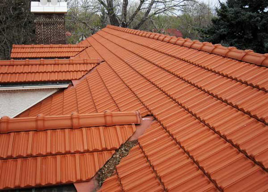 Tile Roofs Newcastle Roofer